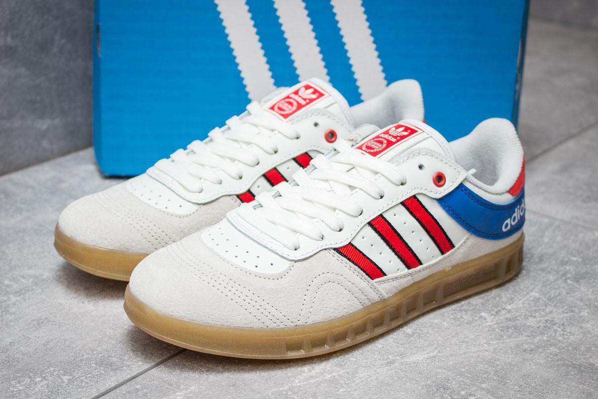 Кроссовки мужские Adidas Originals Handball Top, серые (14472) размеры в наличии ► [  43 (последняя пара)  ]