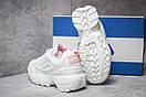 Кроссовки женские  Fila Disruptor 2, белые (14484) размеры в наличии ► [  40 (последняя пара)  ], фото 4