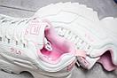 Кроссовки женские  Fila Disruptor 2, белые (14484) размеры в наличии ► [  40 (последняя пара)  ], фото 6