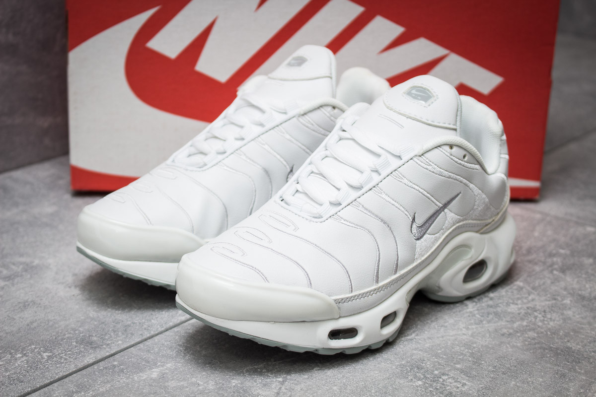 Кроссовки женские Nike  TN Air Max, белые (11923) размеры в наличии ► [  38 (последняя пара)  ]