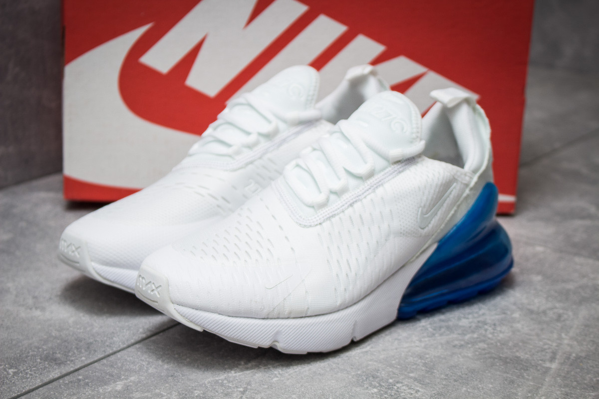 Кроссовки мужские Nike Air 270, белые (14537) размеры в наличии ► [  40 41 45  ]