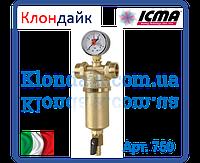 Icma Самопромывной фильтр 3/4х1, фото 1