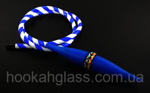 Шланг для кальяна с охладителем Ice Bazooka v2 Candy Blue (Синяя)