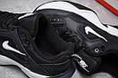 Кроссовки мужские Nike M2K Tekno, черные (14593) размеры в наличии ► [  44 (последняя пара)  ], фото 6