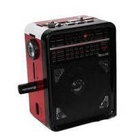 Радиоприемник Golon RX 9100 портативная колонка USB /SD / MP3/ FM / LED фонарик , фото 1