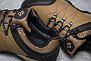 Кроссовки мужские  Columbia Waterproof, коричневые (14685) размеры в наличии ► [  41 42 43 44  ], фото 6