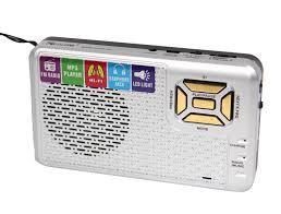 Радиоприемник Golon RX 992 RECпортативная колонка USB