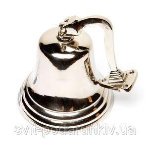 Морской колокол с покрытием из нержавейки - фото