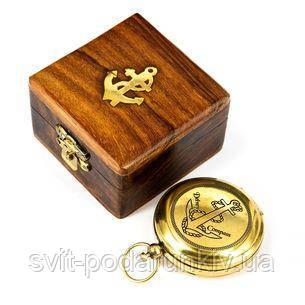Карманный компас сувенир - фото