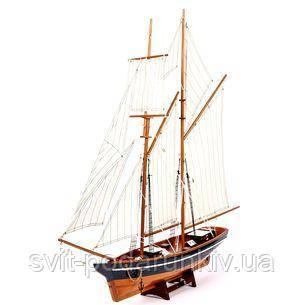 Подарочная модель яхты - фото
