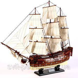 Модель корабля Виктория - фото