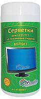 Салфетки для TFT/LCD монитора Арника (100)