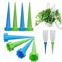 Аква конус, автоматический капельный полив растений 4шт