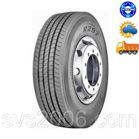 Шина 295/80R22,5 Bridgestone R297 рулевая ось