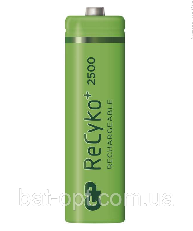 Аккумулятор GP ReCyko R6 AA 2500mAh Ni-MH пальчиковый