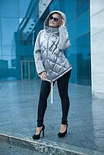 Женское демисезонное короткое пальто
