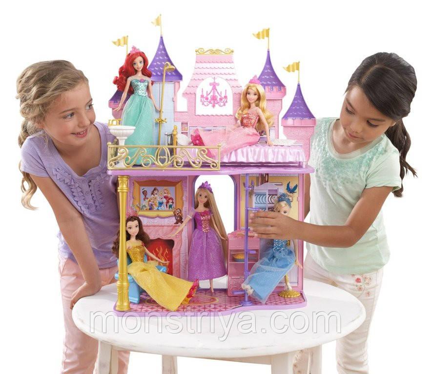 Сказочный замок принцесс от Mattel
