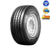 Шина 385/65R22,5 Bridgestone R168 прицепная ось