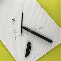 Ручка черная шпионская с исчезающими чернилами 1шт  (pen-dis-black)