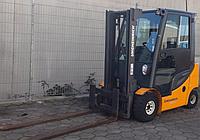 Дизельный погрузчик Б/У Jungheinrich DFG 320s, 2000 кг,подъем 3.10м