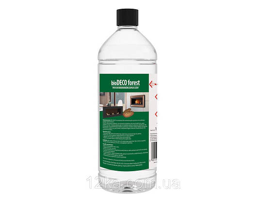 Биотопливо с ароматом леса (топливо для биокаминов) 1л, фото 2