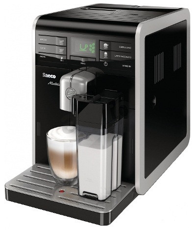 Автоматическая кофеварка Philips Saeco Moltio One Touch Milk Carafe Black ‎HD8769/09