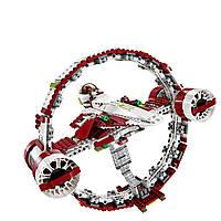 Конструктор Lepin Звёздный истребитель Джедаев Серия Star Plan 845 деталей 05121