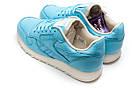 Кроссовки женские Reebok Classic, голубой (12832) размеры в наличии ► [  39 41  ], фото 8