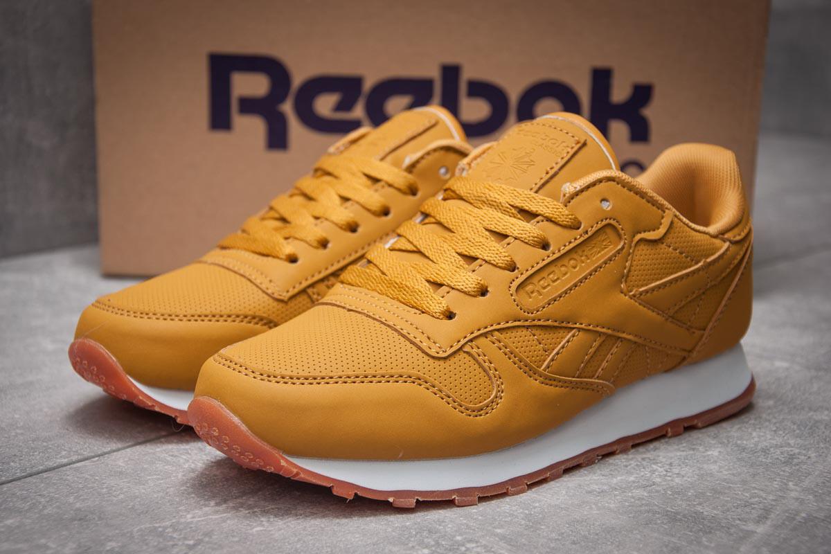 Кроссовки женские Reebok Classic, желтые (12833) размеры в наличии ► [  36 (последняя пара)  ]