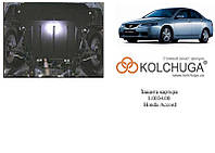 Защита на двигатель, КПП, радиатор для Honda Accord 7 (2002-2008) Mодификация: все Кольчуга 2.0034.00 Покрытие: Zipoflex