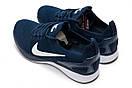 Кроссовки женские Nike Zoom Pegasus 33, темно-синие (12872) размеры в наличии ► [  36 37 38 39  ], фото 8