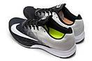 Кроссовки мужские Nike Zoom Elite 9, белые (12892) размеры в наличии ► [  41 (последняя пара)  ], фото 8