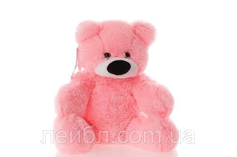 Плюшевый мишка Бублик розовый 77 см