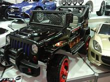 Детский электромобильJeep M3237