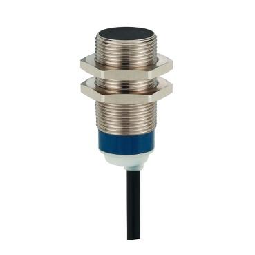 Індуктивний датчик M18 8мм NO PNP 24VDC кабель 5м