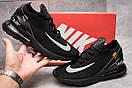 Кроссовки мужские Nike Air 270, черные (13751) размеры в наличии ► [  44 45  ], фото 2
