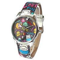 Эксклюзивные наручные часы Время приключений ZIZ (Украина)
