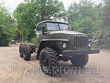 Урал 4320 шасси