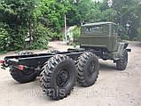 Урал 4320 шасси, фото 3