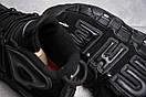 Кроссовки мужские Nike More Uptempo, черные (13915) размеры в наличии ► [  43 44  ], фото 6