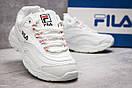 Кроссовки женские  Fila, белые (13931) размеры в наличии ► [  38 (последняя пара)  ], фото 5