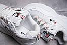 Кроссовки женские  Fila, белые (13931) размеры в наличии ► [  38 (последняя пара)  ], фото 6