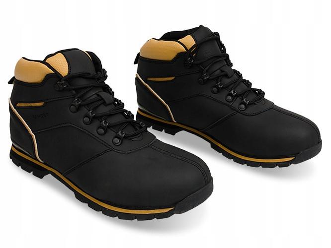 Мужские ботинки ADELYN black
