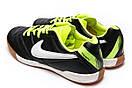 Кроссовки мужские Nike Tiempo, черные (13963) размеры в наличии ► [  42 43  ], фото 8
