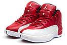 Кроссовки мужские  Jordan Jumpman, красные (14003) размеры в наличии ► [  45 (последняя пара)  ], фото 7