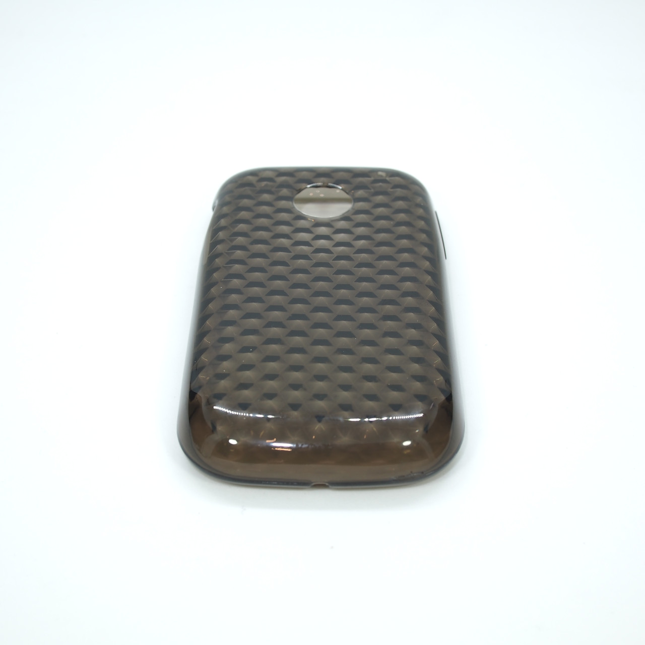Чехлы для LG TPU Optimus P690 black диамант Для телефона