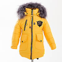 Зимние пальто для девочек Моника
