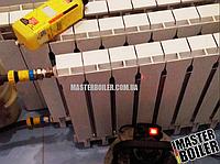 Промывка алюминиевых батарей (радиаторов отопления)