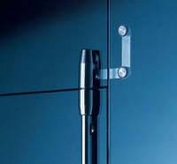 К-т фурнитуры петель и фитингов для стеклянных дверей Dorma Manet