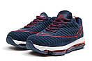 Кроссовки мужские Nike Air Max, синие (14057) размеры в наличии ► [  41 43  ], фото 7